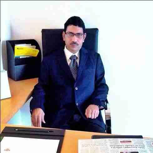Dr. Mahendra Jain's profile on Curofy