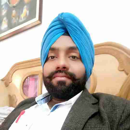 Yadwinder Singh's profile on Curofy