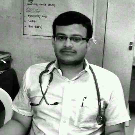 Dr. Rajkumar Wali's profile on Curofy
