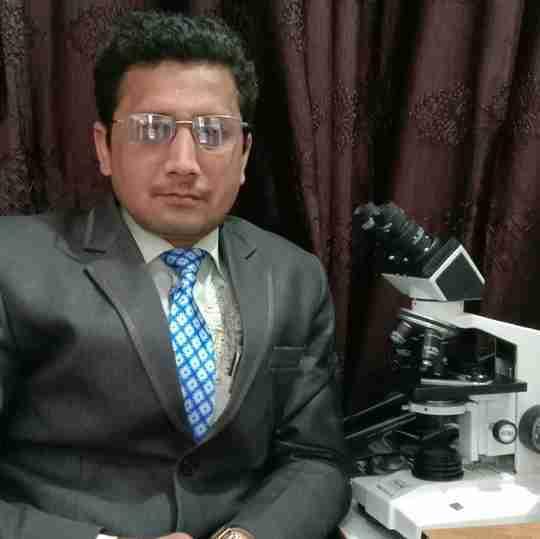 Dr. Jiksha Pathology's profile on Curofy