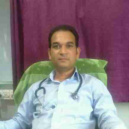 Dr. Kirankumar Gobade's profile on Curofy