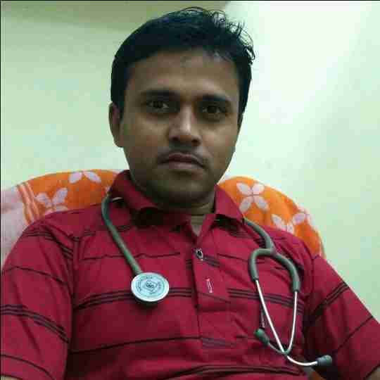 Dr. Santosh Kumar Padhy's profile on Curofy