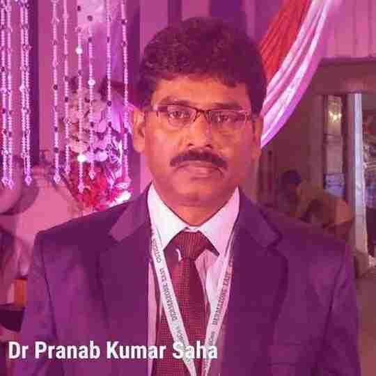 Dr. Pranab Kumar Saha's profile on Curofy
