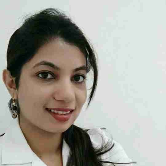 Dr. Garima Khandelwal's profile on Curofy