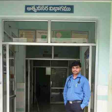 Dr. Vanapalli Vara Prasad's profile on Curofy