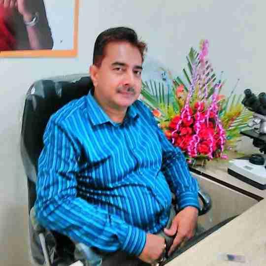 Dr. Ranjit Kumar Singh's profile on Curofy