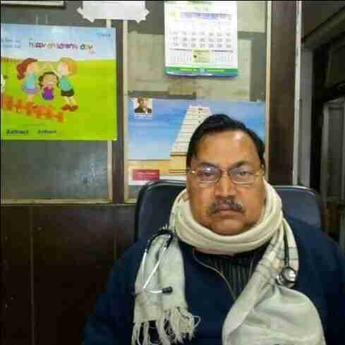 Dr. Ashok Garg K's profile on Curofy