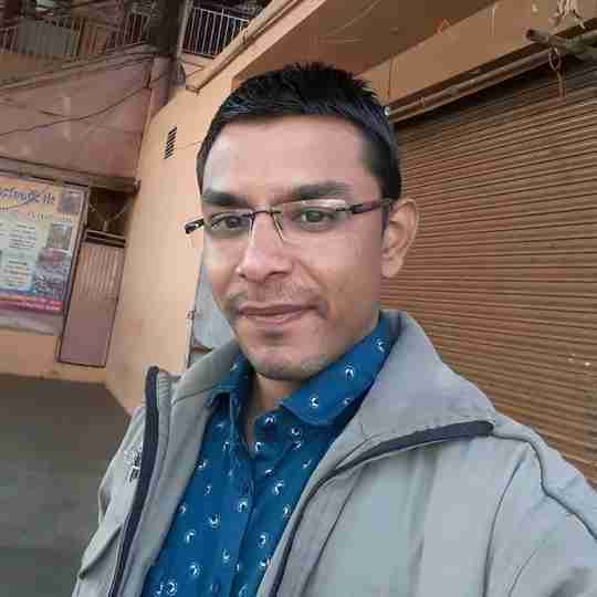 Dr. Mohit Kumar Patidar's profile on Curofy