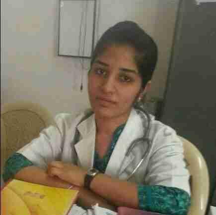 Dr. Sharfa Afreen's profile on Curofy