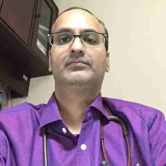 Dr. Anand Shenoy's profile on Curofy