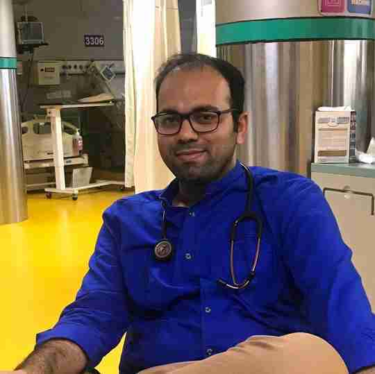 Dr. Abhinav Kalvala's profile on Curofy