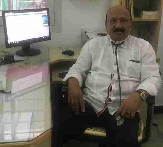Dr. Habibullah Vf's profile on Curofy