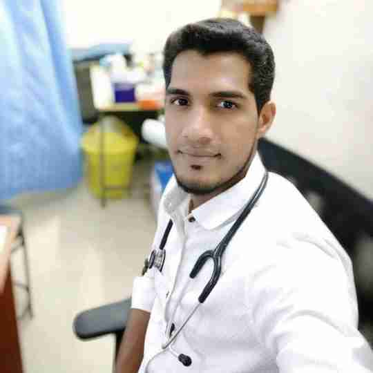 Dr. Mohammed Nayeemullah's profile on Curofy