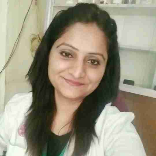 Dr. Rupali Shimpi's profile on Curofy