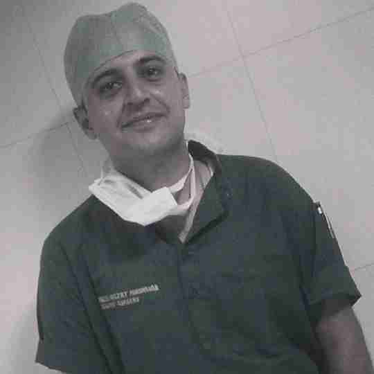 Dr. Rajat Prabhakar's profile on Curofy
