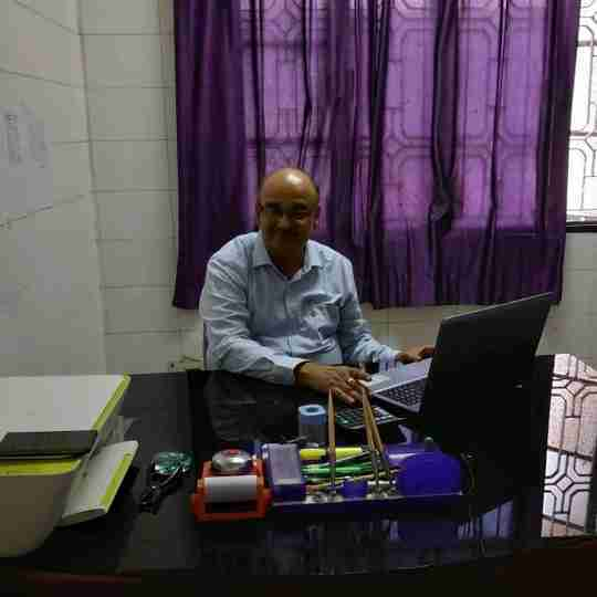 Dr. S N Pandey's profile on Curofy