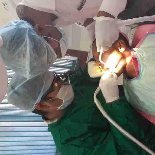 Dr. Krishna Pastariya's profile on Curofy