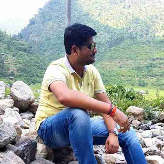 Ritesh Pandey's profile on Curofy