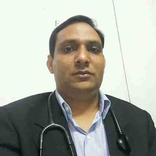 Dr. Babu Lal Meena's profile on Curofy