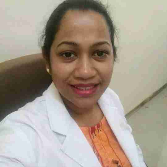Dr. Abha Chauhan's profile on Curofy