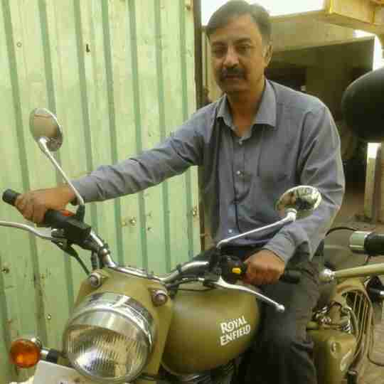 Dr. Chandrashekhar Patil's profile on Curofy