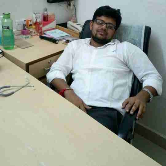 Dr. Chetan Gohil's profile on Curofy
