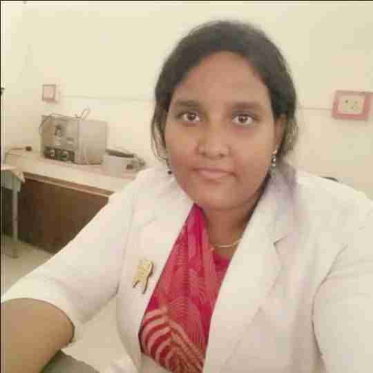 Dr. Swathi Arrsampath's profile on Curofy