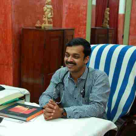 Dr. Arun M's profile on Curofy