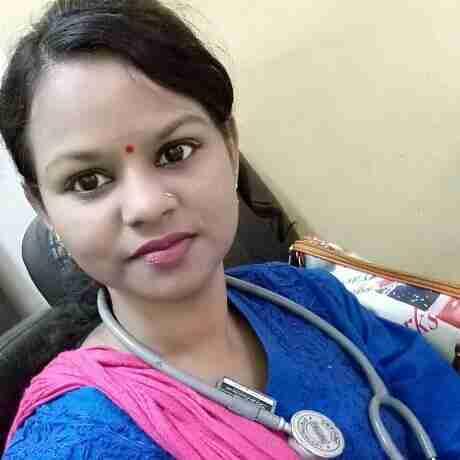 Dr. Deepa Vishwakarma's profile on Curofy