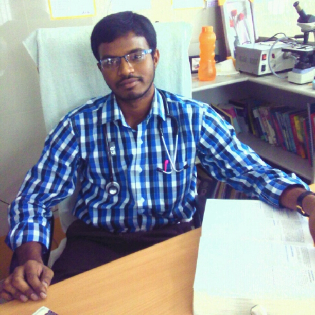 Dr. Kanagavel Vetrivel's profile on Curofy