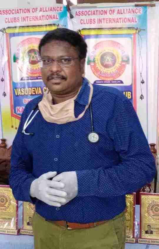 Dr. Srinivas Alagandula's profile on Curofy