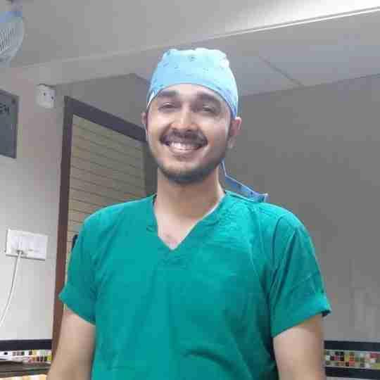 Dr. Karan Mehta's profile on Curofy