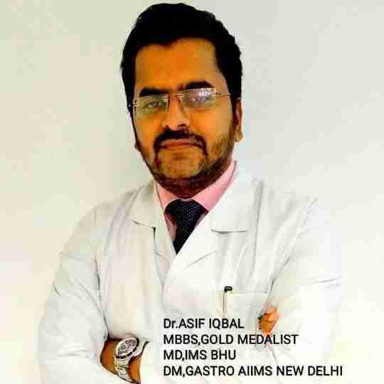 Dr. Asif Iqbal's profile on Curofy