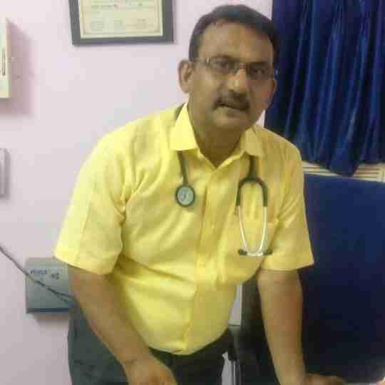 Dr. Prem Prakash Bansal's profile on Curofy