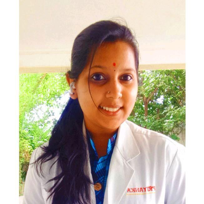 Dr. Priyanka P