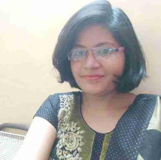 Shraddha Karmakar's profile on Curofy