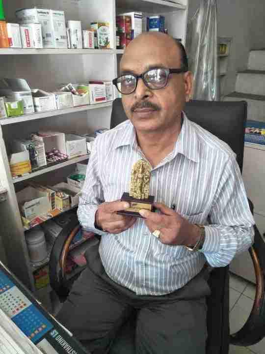 Dr. Om Parkash Jhamb's profile on Curofy