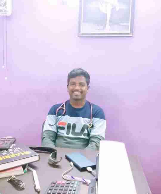 Dr. T K Maha Bharath's profile on Curofy