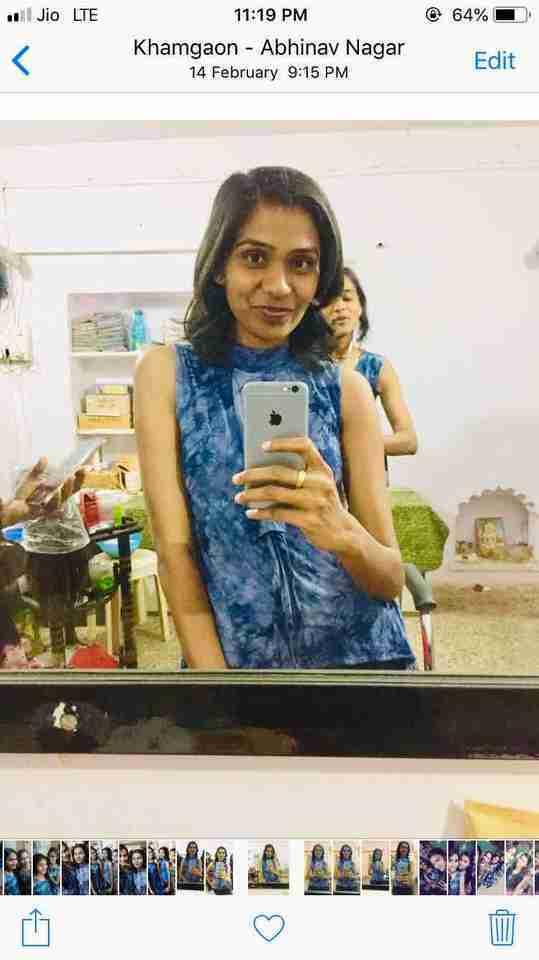 Rutuja Deshmukh's profile on Curofy