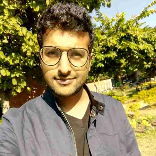Faizan Ahmad Dar's profile on Curofy