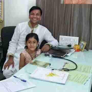 Dr. Kirankumar Wandhekar's profile on Curofy