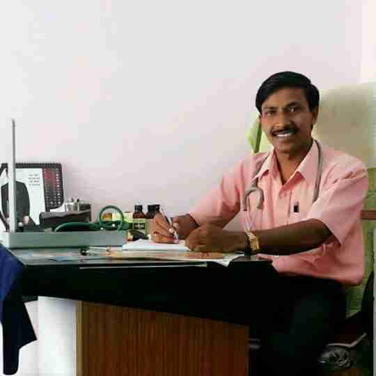 Dr. Yogesh Patshe's profile on Curofy
