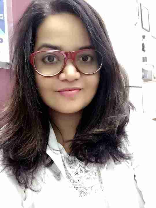 Dr. Geeta Nair's profile on Curofy