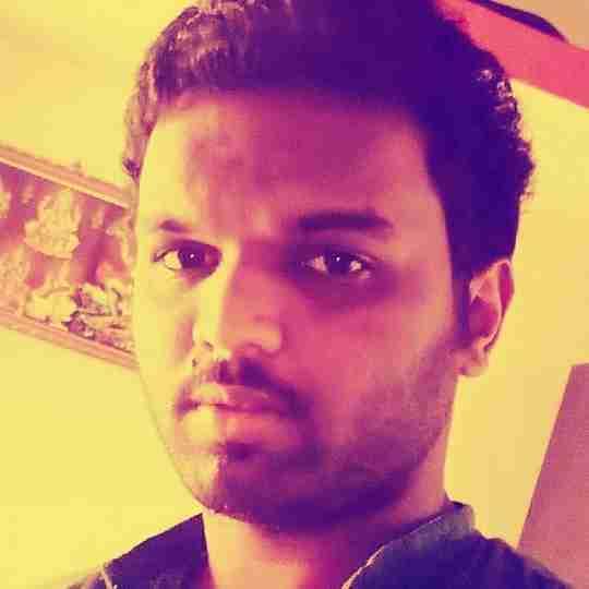 Venkatesh R's profile on Curofy