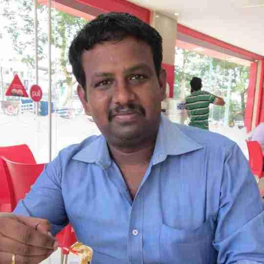 Dr. Prabhakar Raja's profile on Curofy