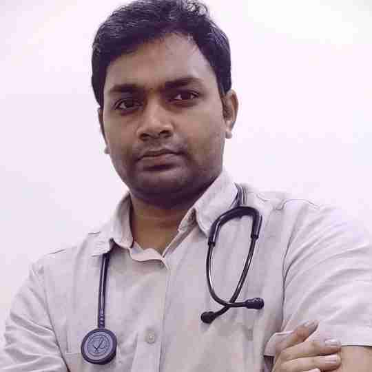 Dr. Thrinadh Kunapareddy's profile on Curofy