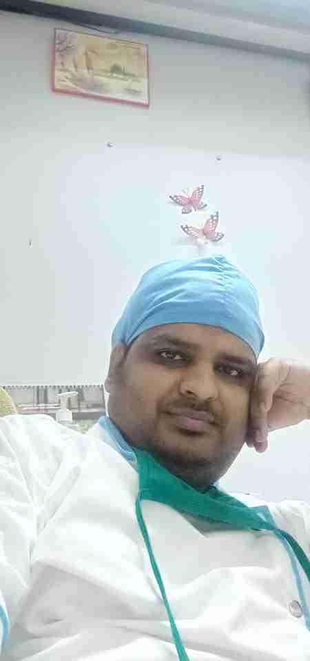 Dr. Atul Goyal's profile on Curofy