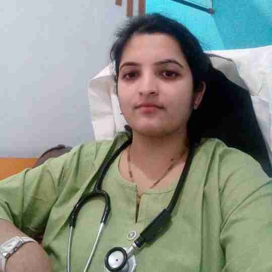Dr. Srushti Gulbhile's profile on Curofy
