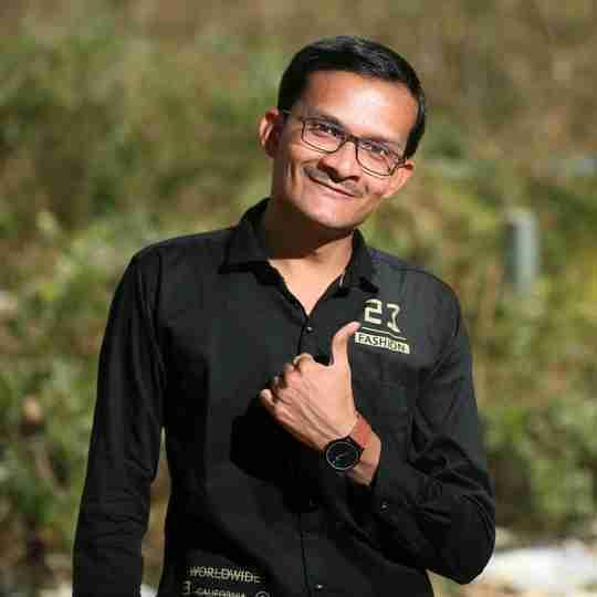 Dr. Mayur Sherathiya's profile on Curofy