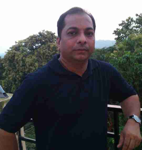 Dr. Mahesh Pawar's profile on Curofy